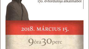 Március 15-e Piliscsabán
