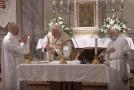 Ünnepi szentmise Pilisvörösváron