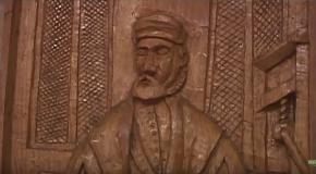 Moser Ernő fafaragó művész kiállítása