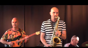Jazz weekend – Muflon Para Jazz Band