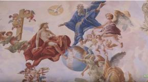 Ünnepi német nyelvű szentmise Solymáron