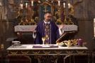 Nagyböjt IV. vasárnapi szentmise Solymáron