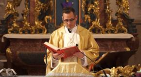 Nagycsütörtöki szentmise – Solymár