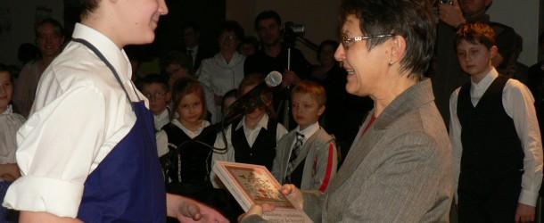 Megyei németverseny Szentivánon