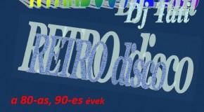 Nyárbúcsúztató retro disco
