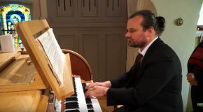 Kárpáti Levente orgonakoncertje
