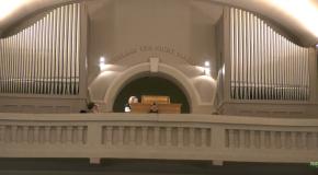 Orgonakoncert Pilisvörösváron