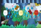Ovis percek – A három pillangó