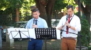 Minikoncertek – Páva Erik és Szerémi Márkó