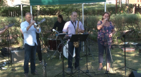 Minikoncertek a Lahmkruamban – Dr. Peller Jazz Band