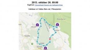 Első Pilisi Félmaraton