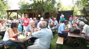 Slötyi parti piknik