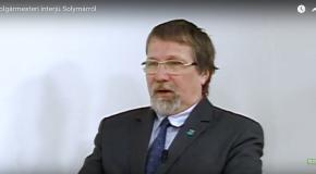 Polgármesteri interjú Solymárról