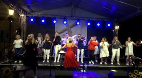 Sienna Gospel kórus a solymári Gospel Fesztiválon