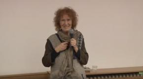 Schäffer Erzsébet előadása Piliscsabán