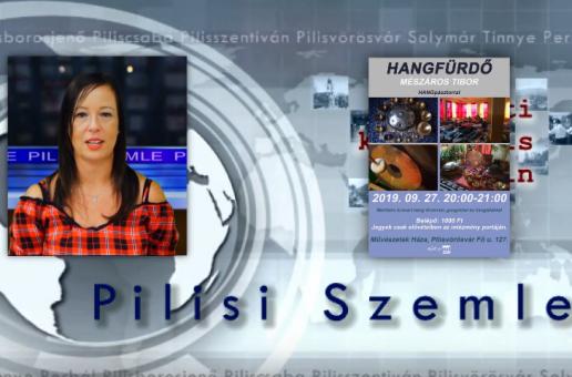 Pilisi Szemle 2019/37. hét