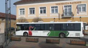Egészségügyi szűrőbusz Vörösváron