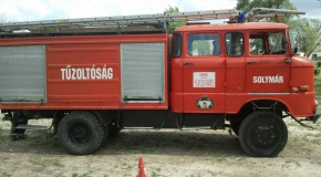Huszonkilenc nyertes pályázat az önkéntes tűzoltóknál