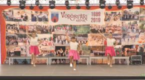Vörösvári Napok 2019. – Gyermektánc-bemutatók