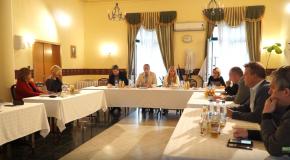 Településvezetői konzultáció Pilisszentivánon