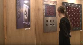 Csíkszentmihályi Réka textilművész kiállítása