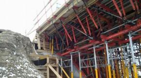 Fotók a vasútépítésről