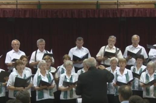 A pilisszentiváni Vegyeskórus koncertje