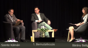 Polgármesterjelöltek vitája Solymáron