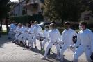 Flashmob a vívás világnapján