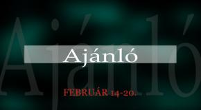 Műsoraink február 14-20.