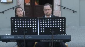 Szabadtéri zongorakoncert Solymáron