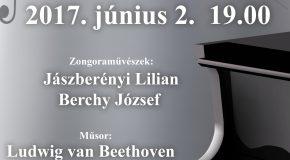Zongoraavató koncert Pilisvörösváron